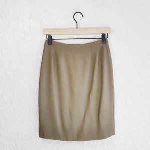 Linda Allard Ellen Tracy Pencil Skirt Petite 4